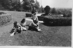LVHSanFountainwLadies1949-1950